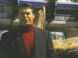"Robert Urich hosted the disney UFO documentary ""Alien Encounters"""