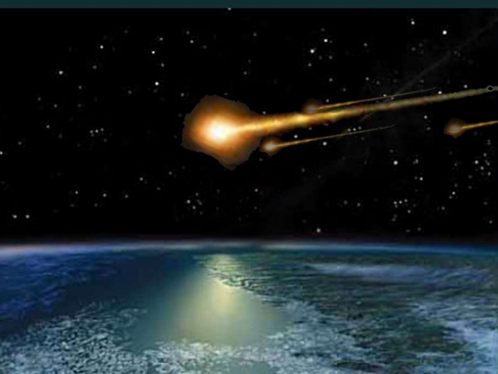 cool comets meteors and asteroids wallpaper - photo #23