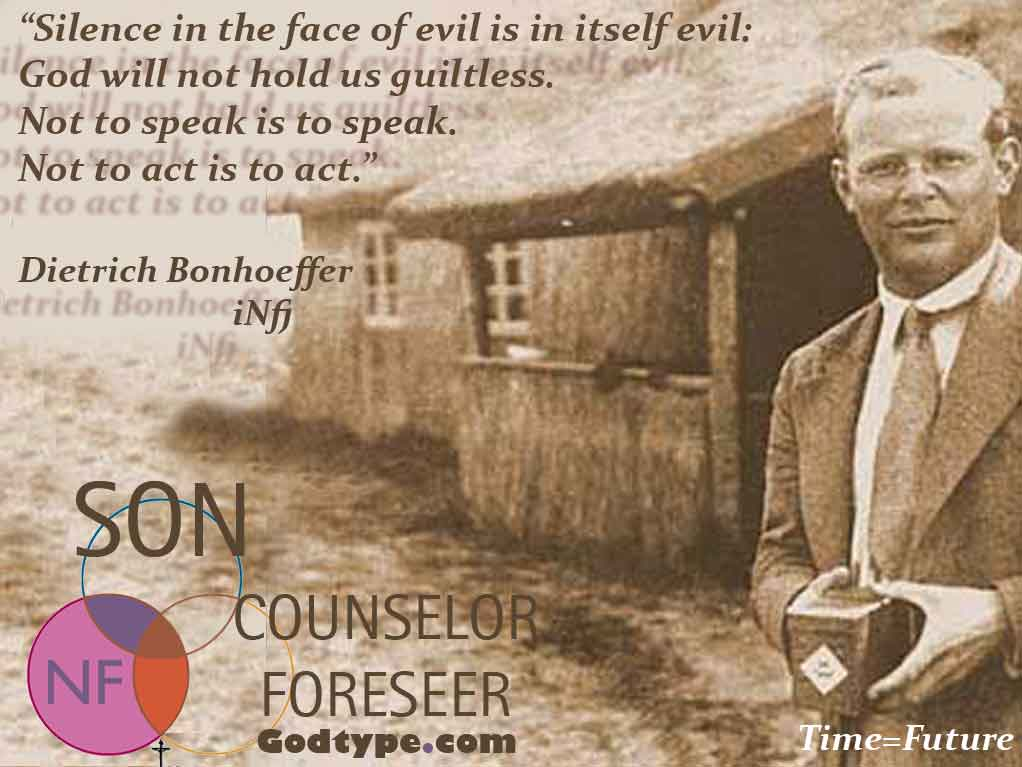 "Bonhoeffer Quotes Gorgeous Dietrich Bonhoeffer Paraphrase Quote ""Not To Vote For Romney Is"